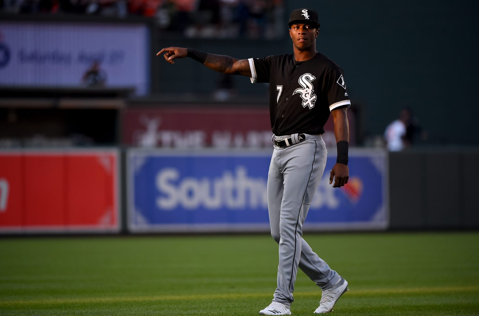 White Sox Injuries Tim Anderson Leury Garcia