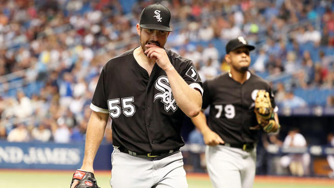 Carlos Rodon Injury