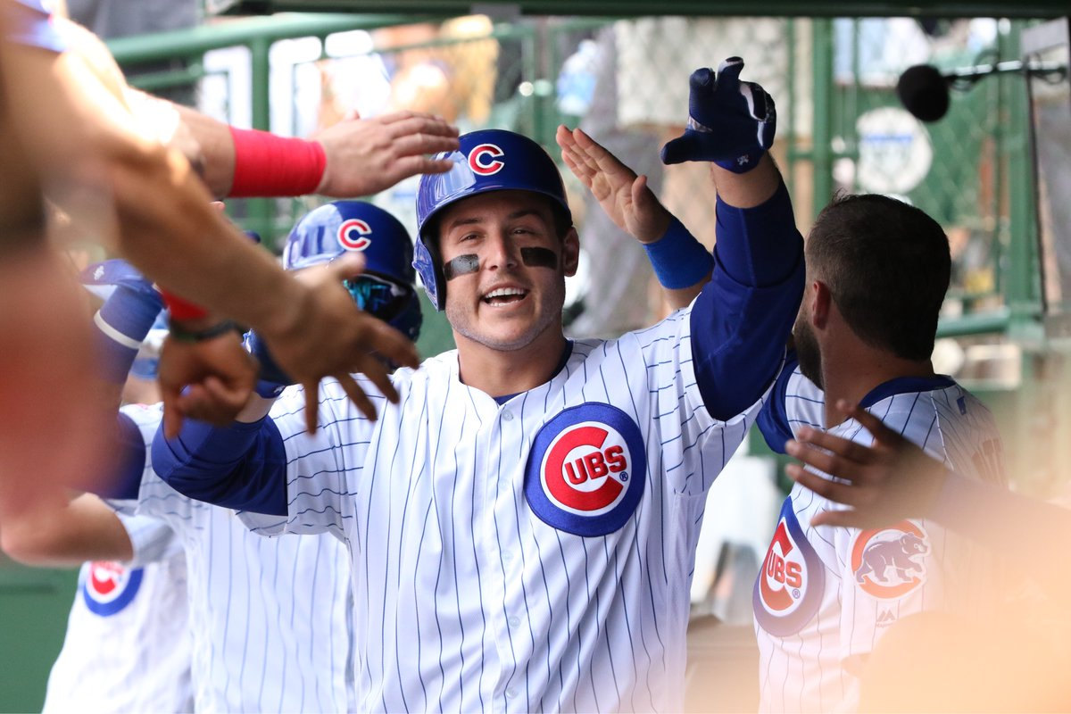 Anthony Rizzo Cubs