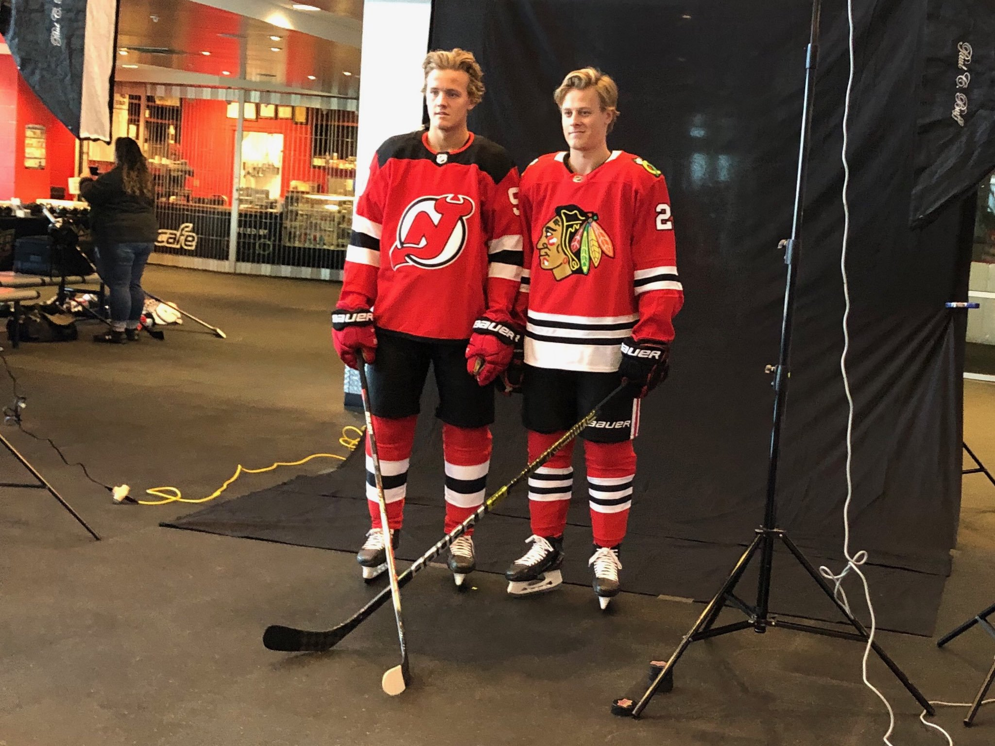 when does adidas take over nhl jerseys