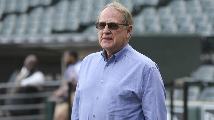 Jerry Reinsdorf White Sox Owner