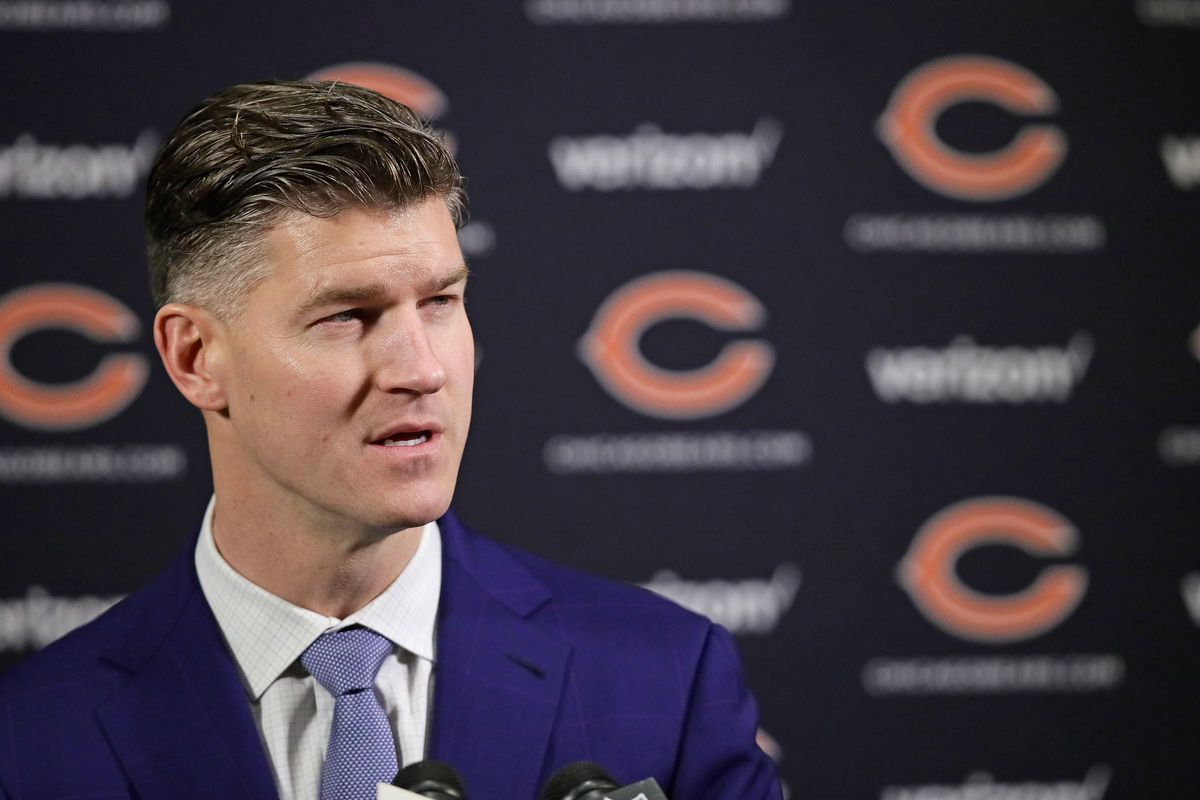 Ryan Pace Bears Roster