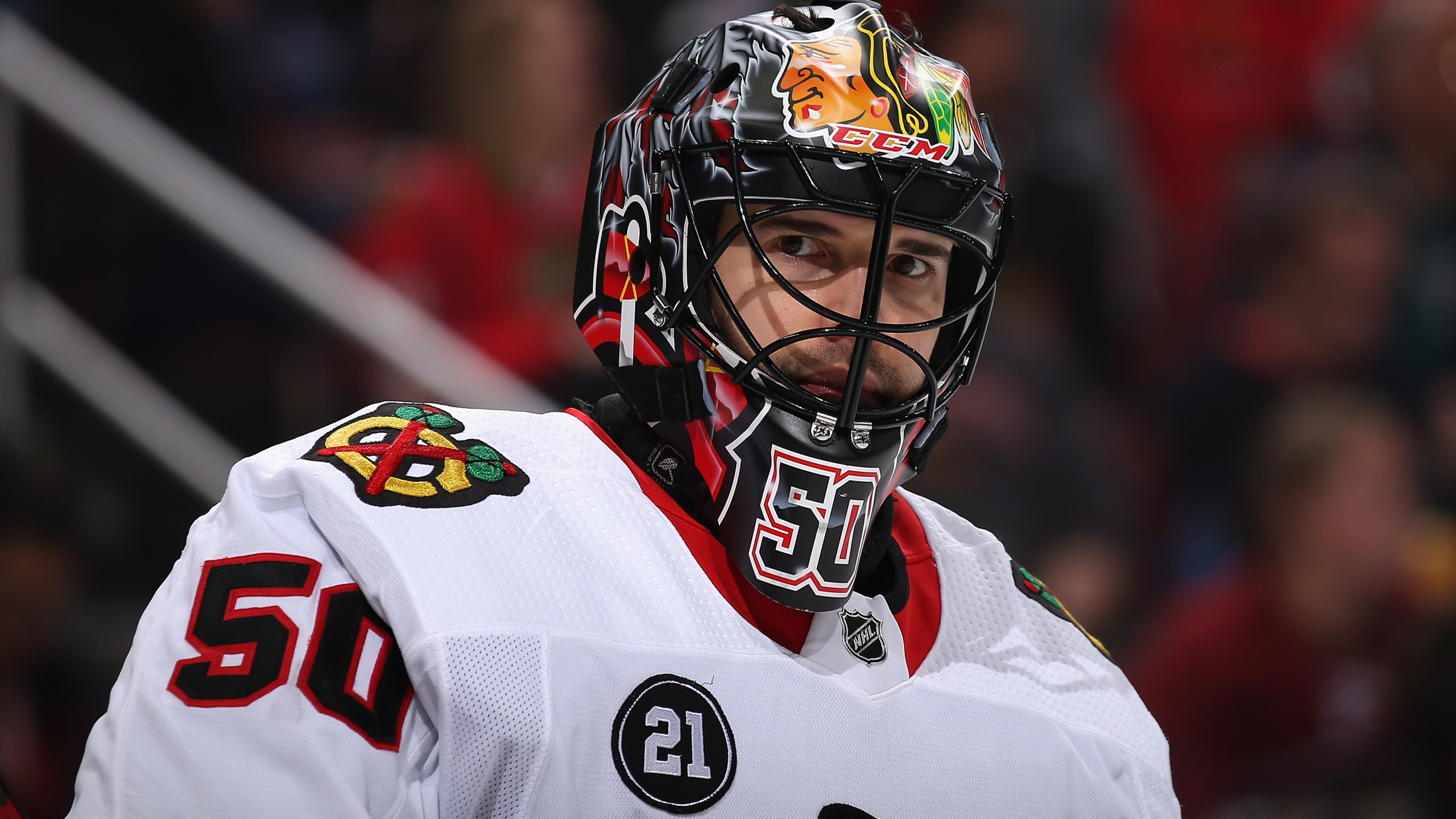 Corey Crawford Won't Sign with Blackhawks