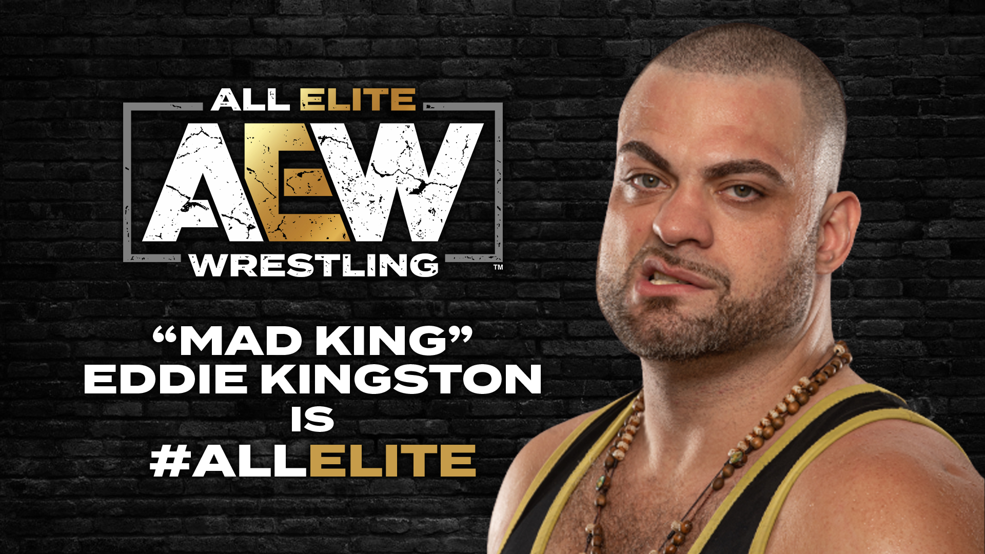 Eddie Kingston AEW