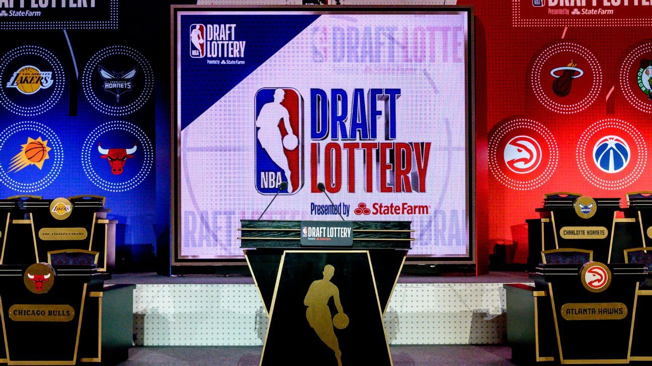Chicago Bulls NBA Draft Lottery