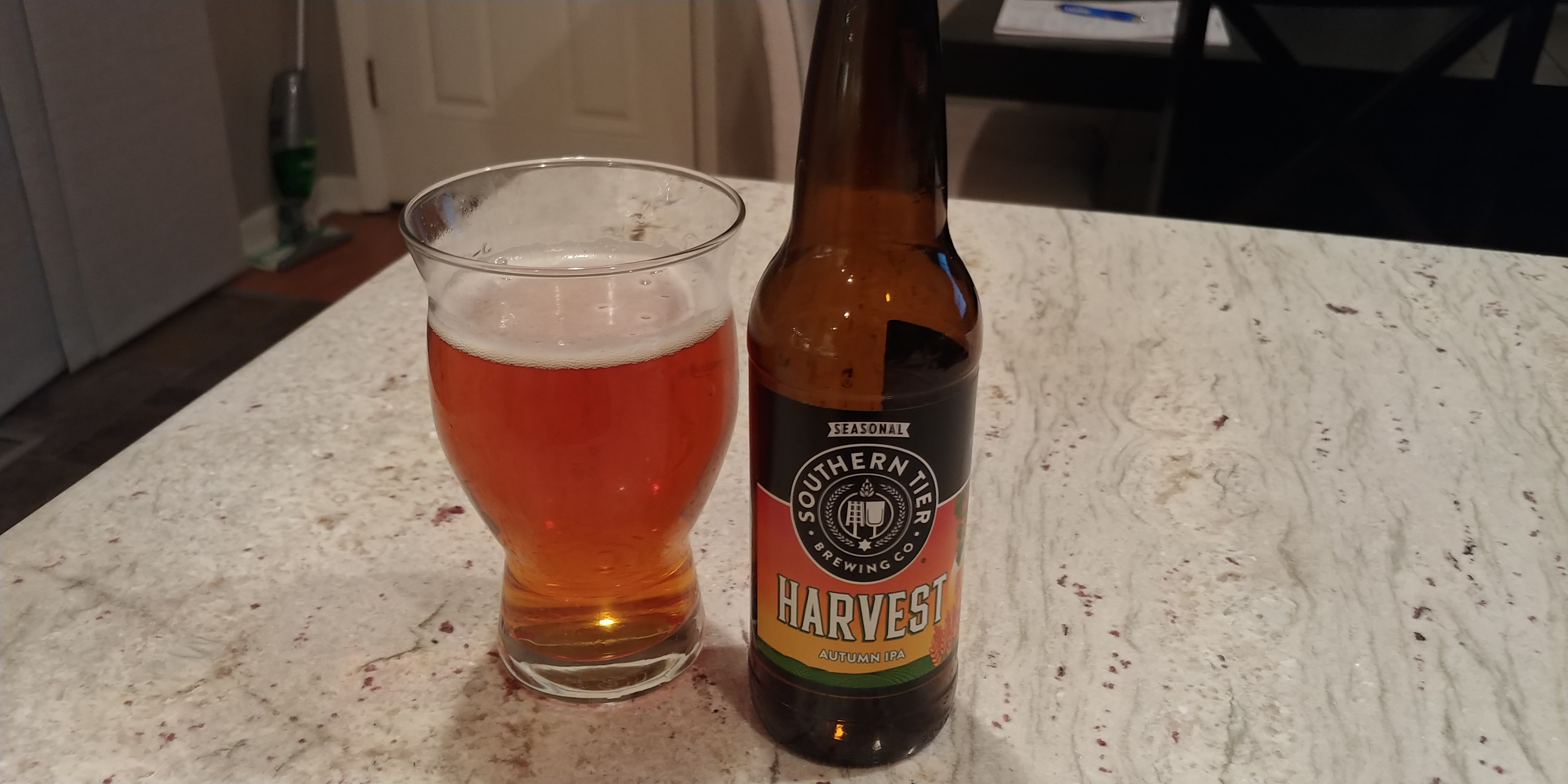 Southern Tier Brewing Co Harvest