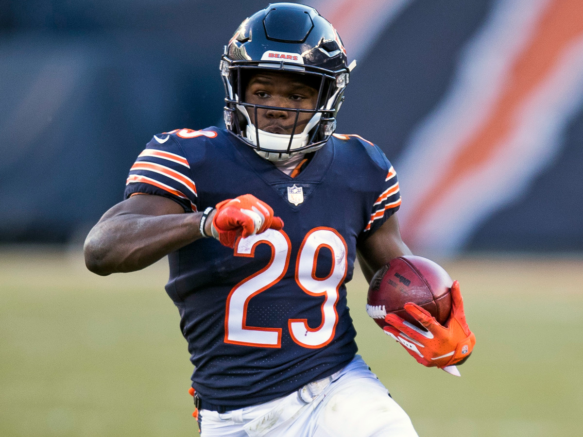 Tarik Cohen Bears Extension