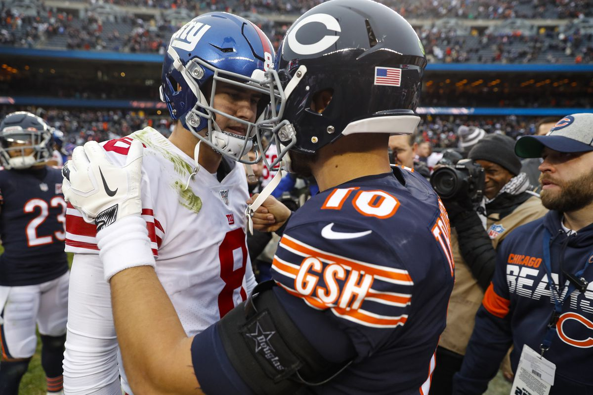Bears Giants Preview