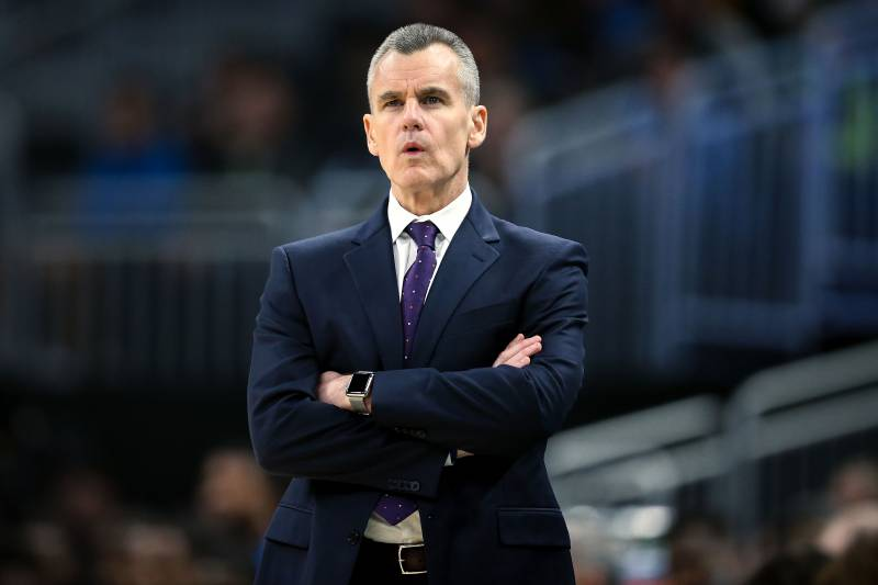 Billy Donovan Bulls