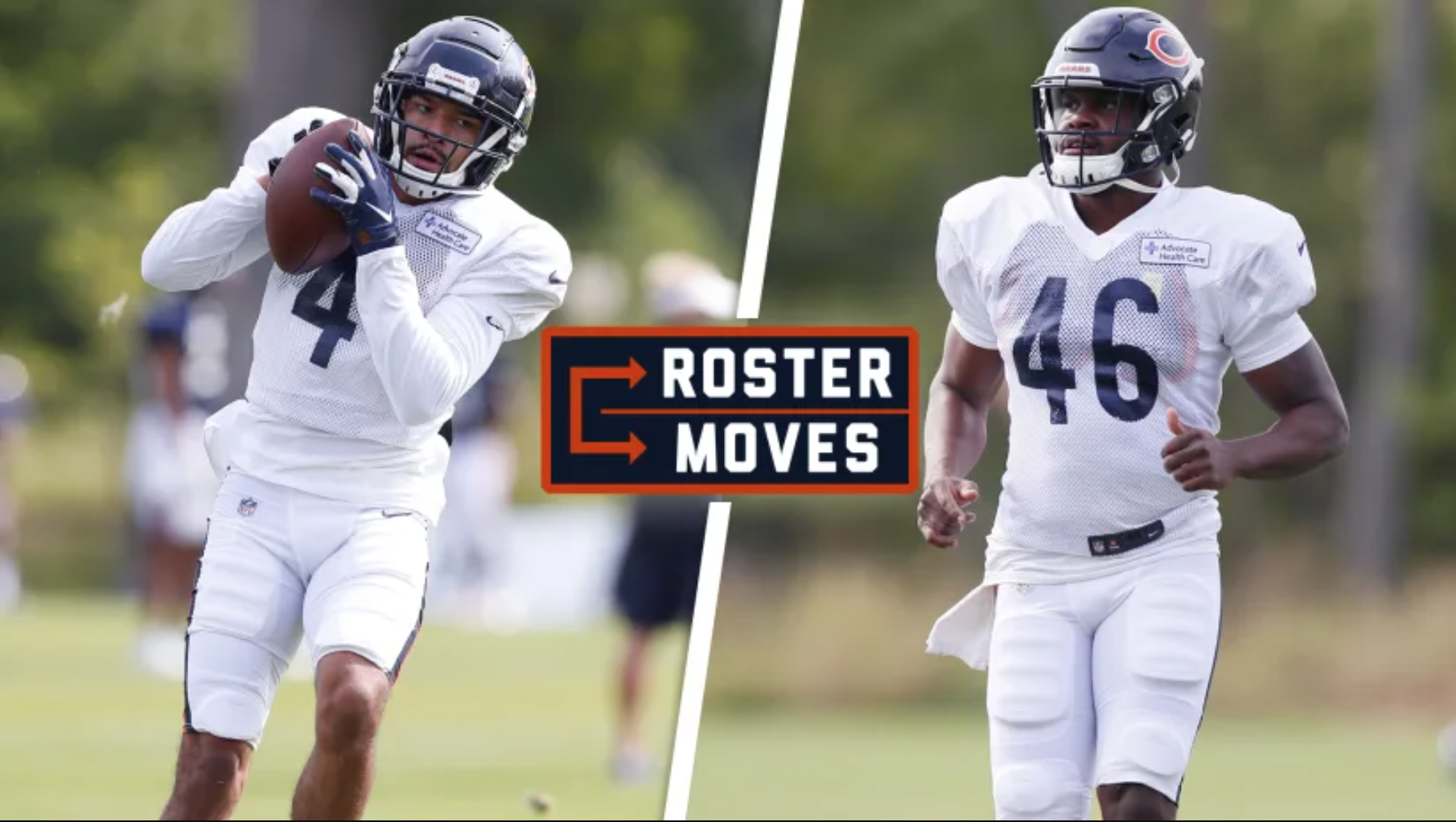 Chicago Bears Roster Cuts