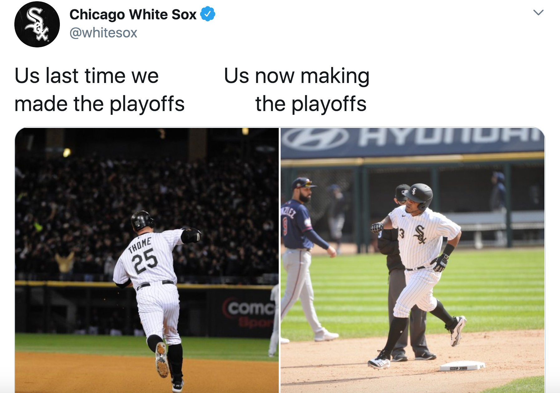 White Sox Playoffs