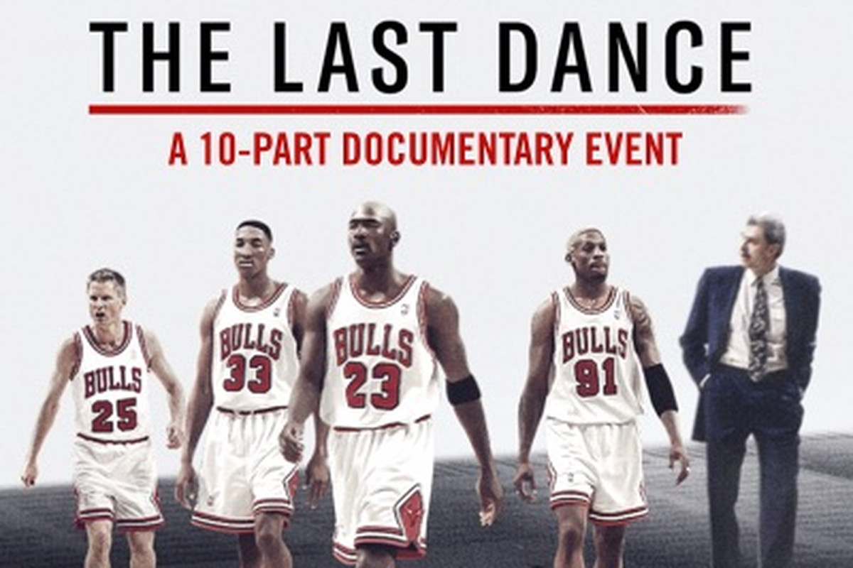The Last Dance Emmy