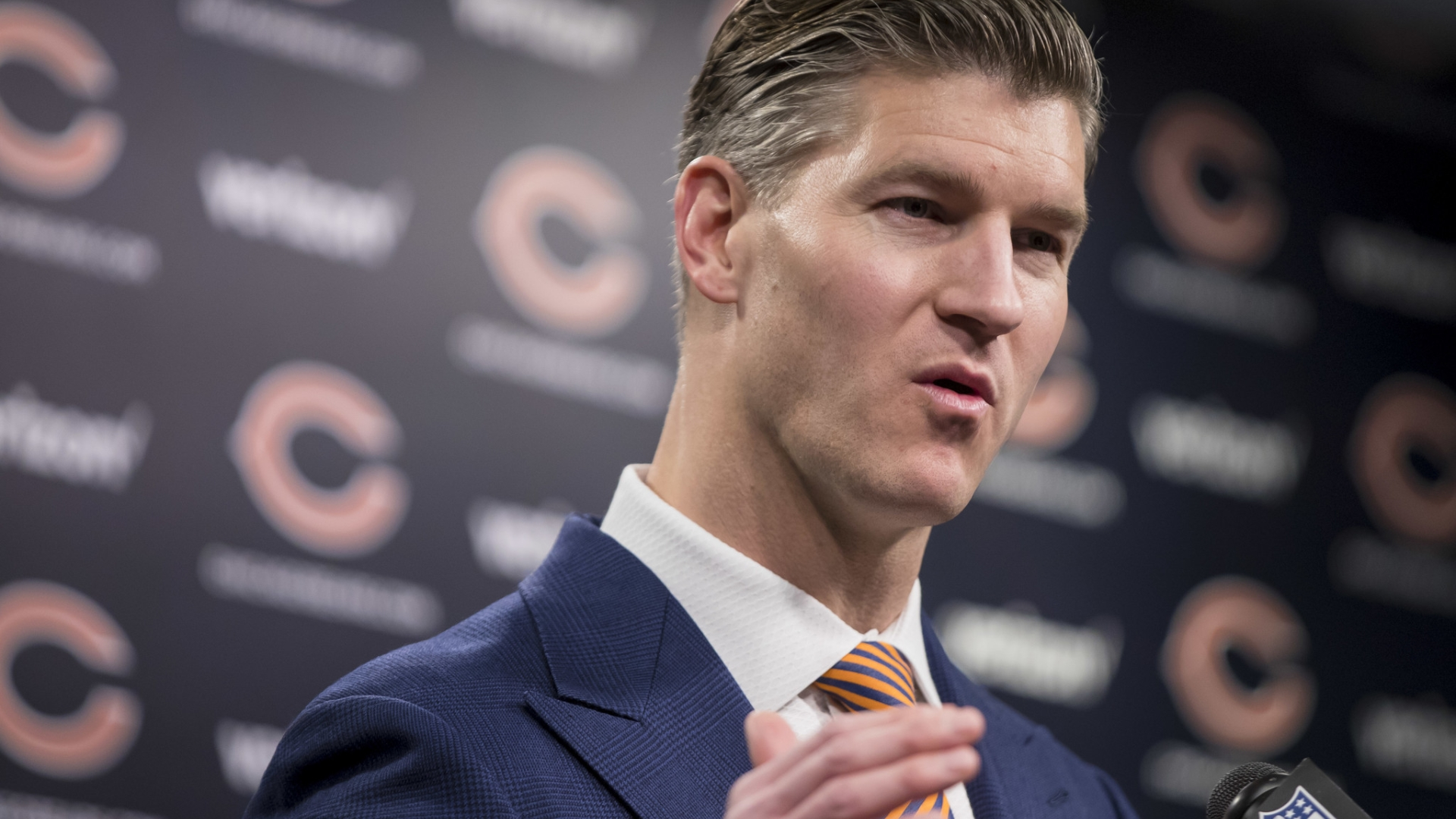Ryan Pace Bears GM