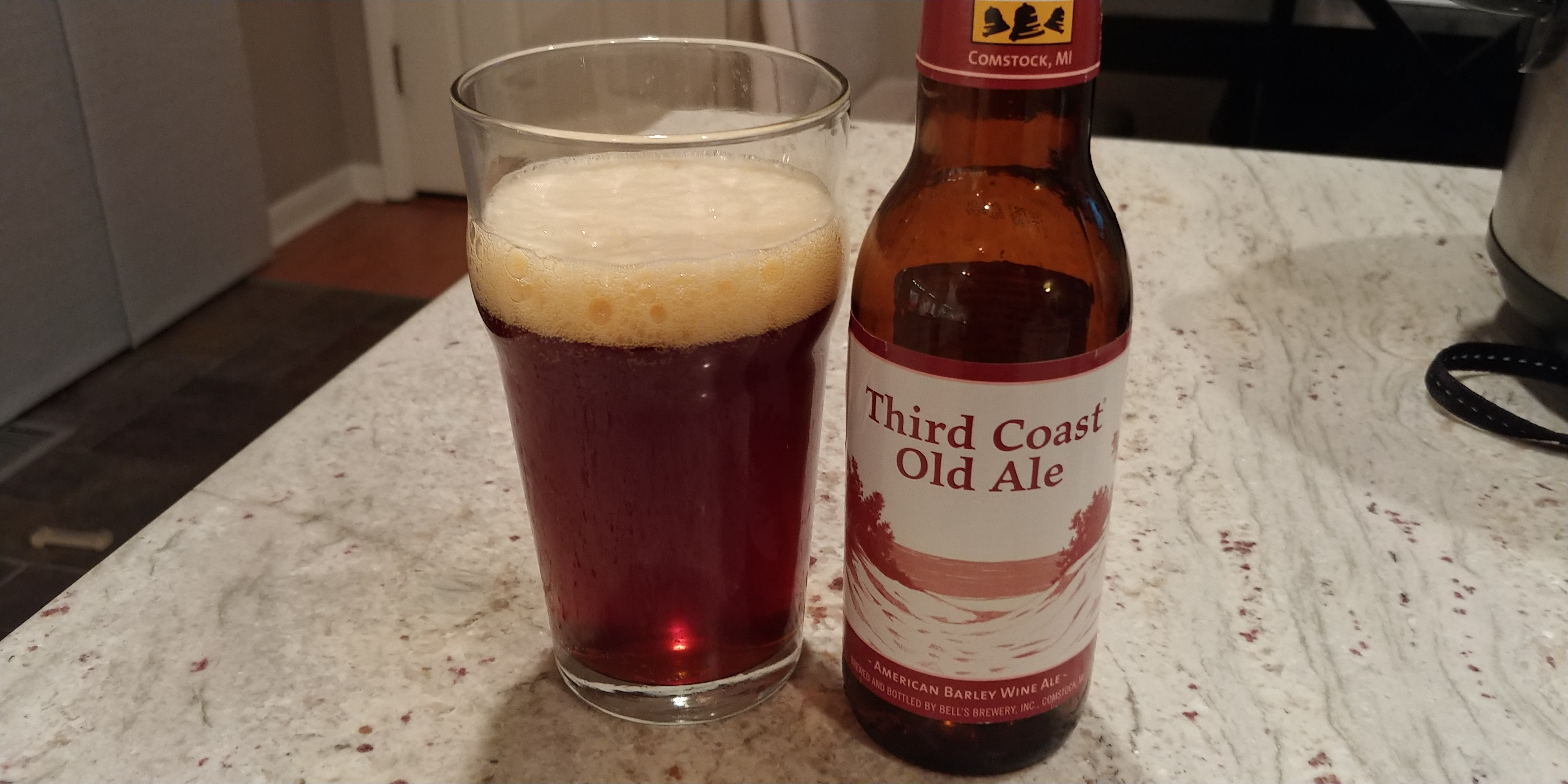 Bell's Third Coast Old Ale