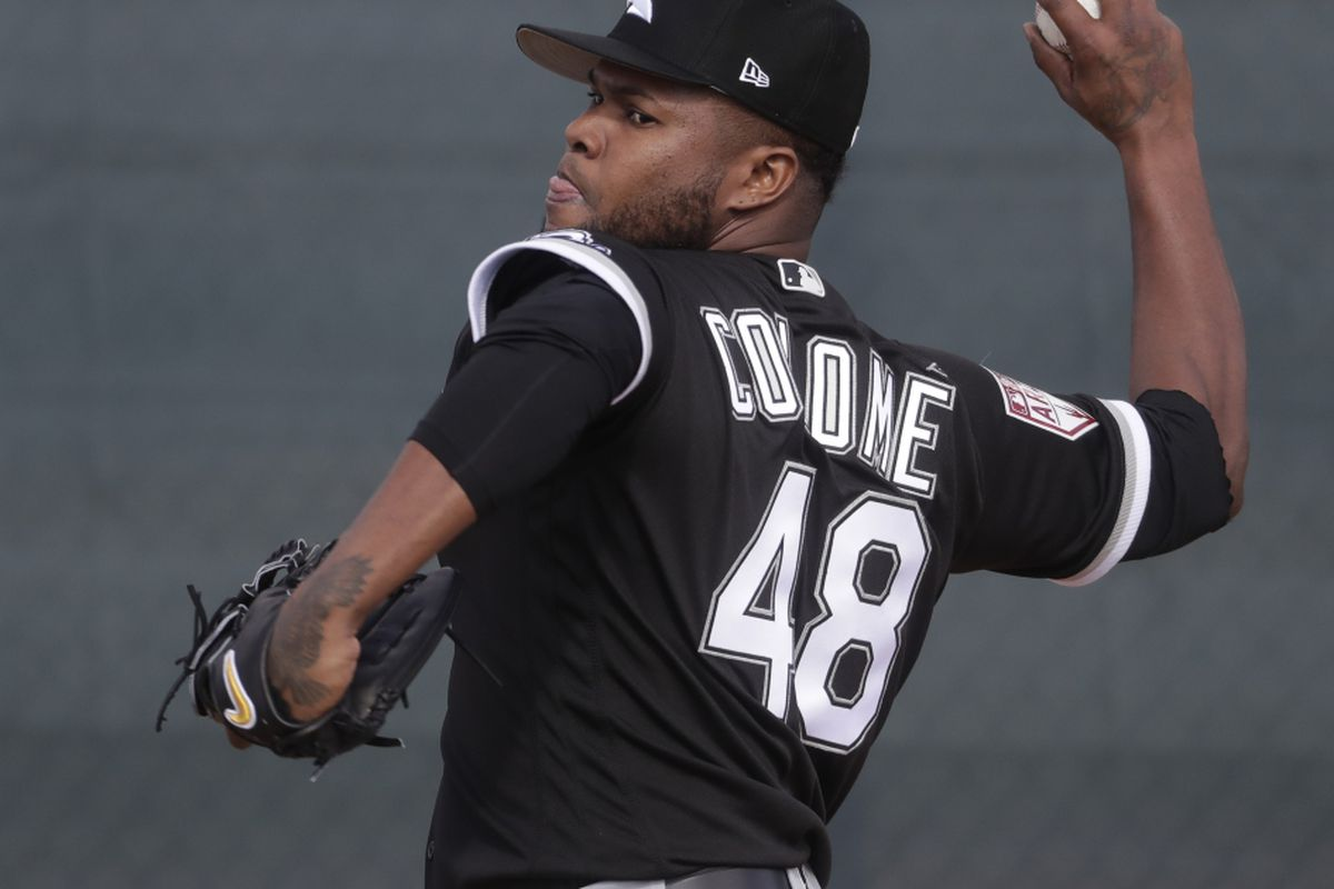 Alex Colome White Sox