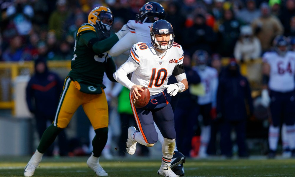Bears Packers Prop Bets