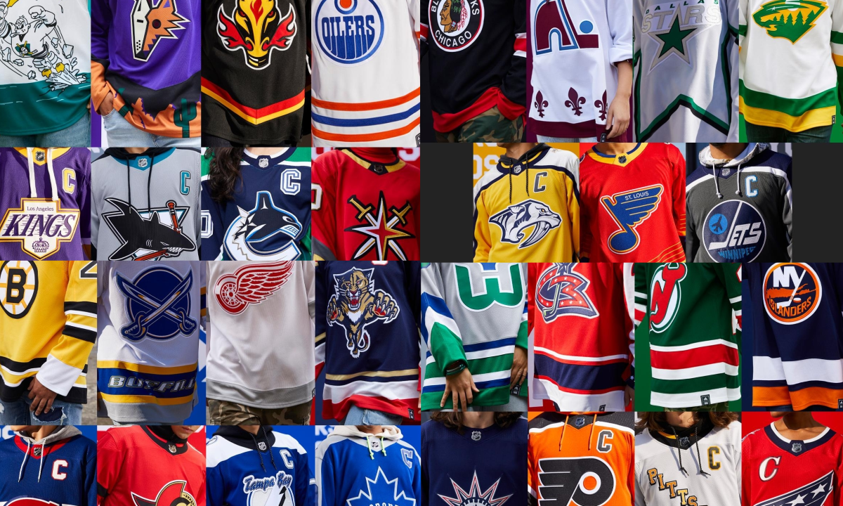 Power Ranking Every Nhl Team S New Reverse Retro Jersey On Tap Sports Net