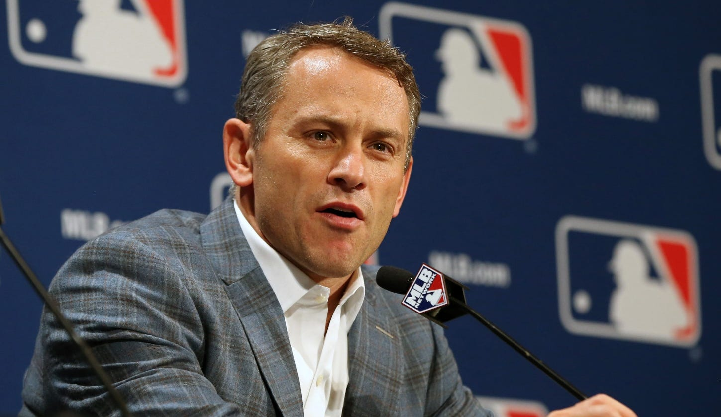 Jed Hoyer Cubs