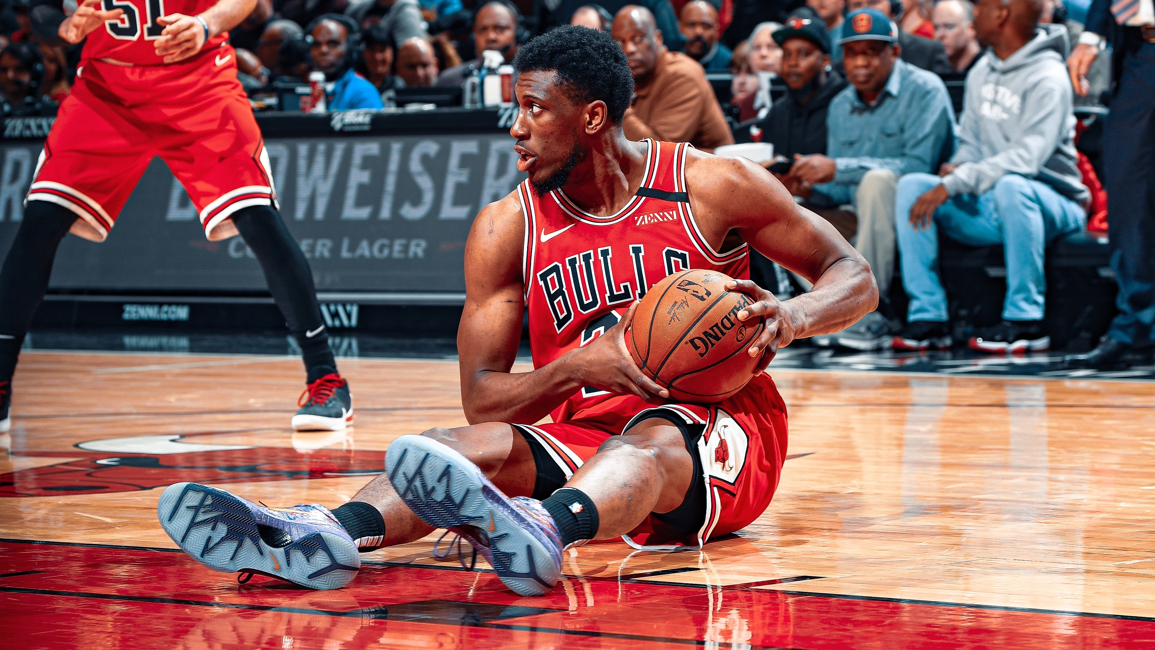 Thad Young Injury