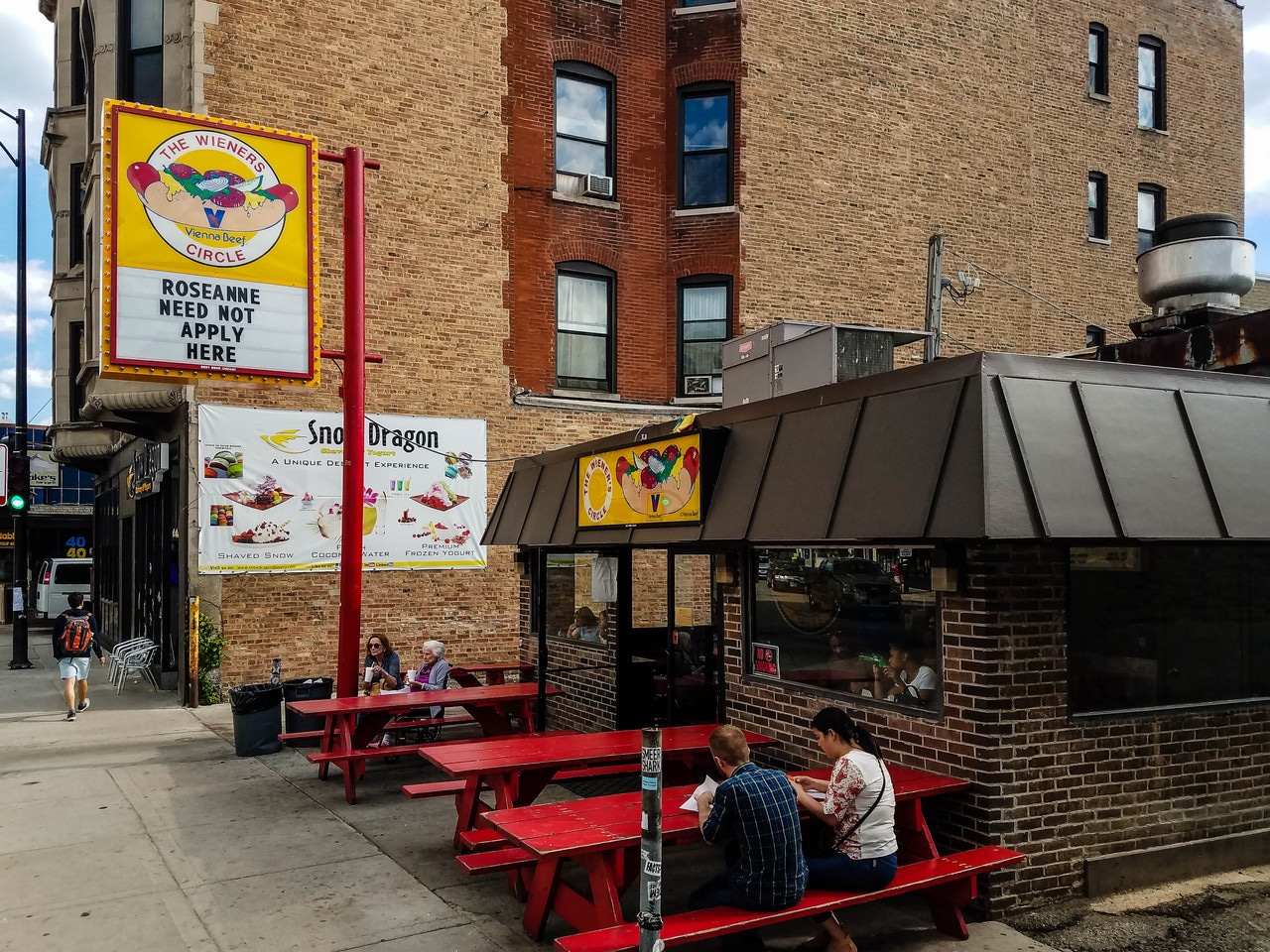 The Wiener's Circle Chicago