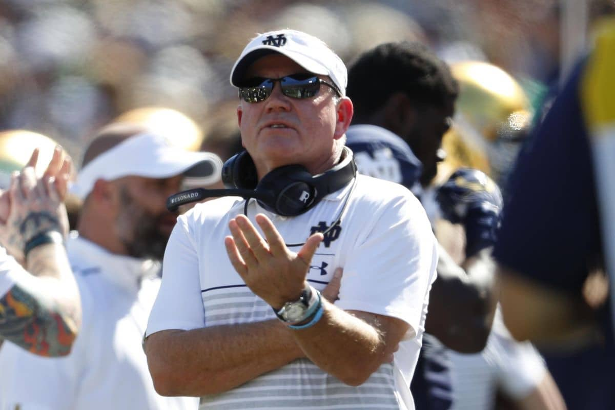 Notre Dame Recruiting Violations
