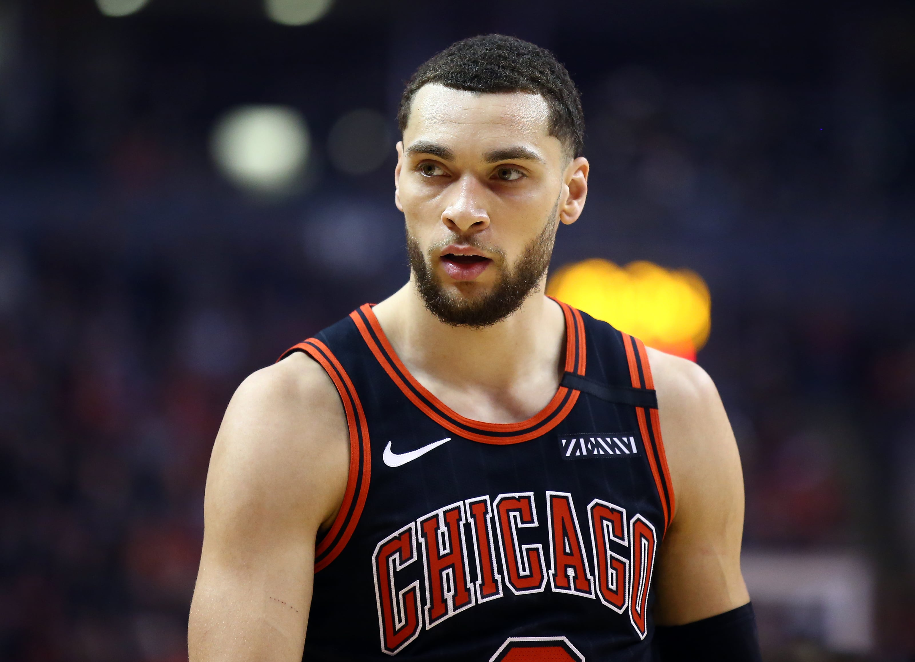 Zach LaVine All-Star Voting
