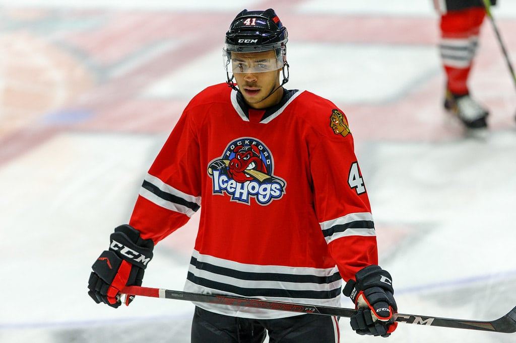 Isaak Phillips Blackhawks