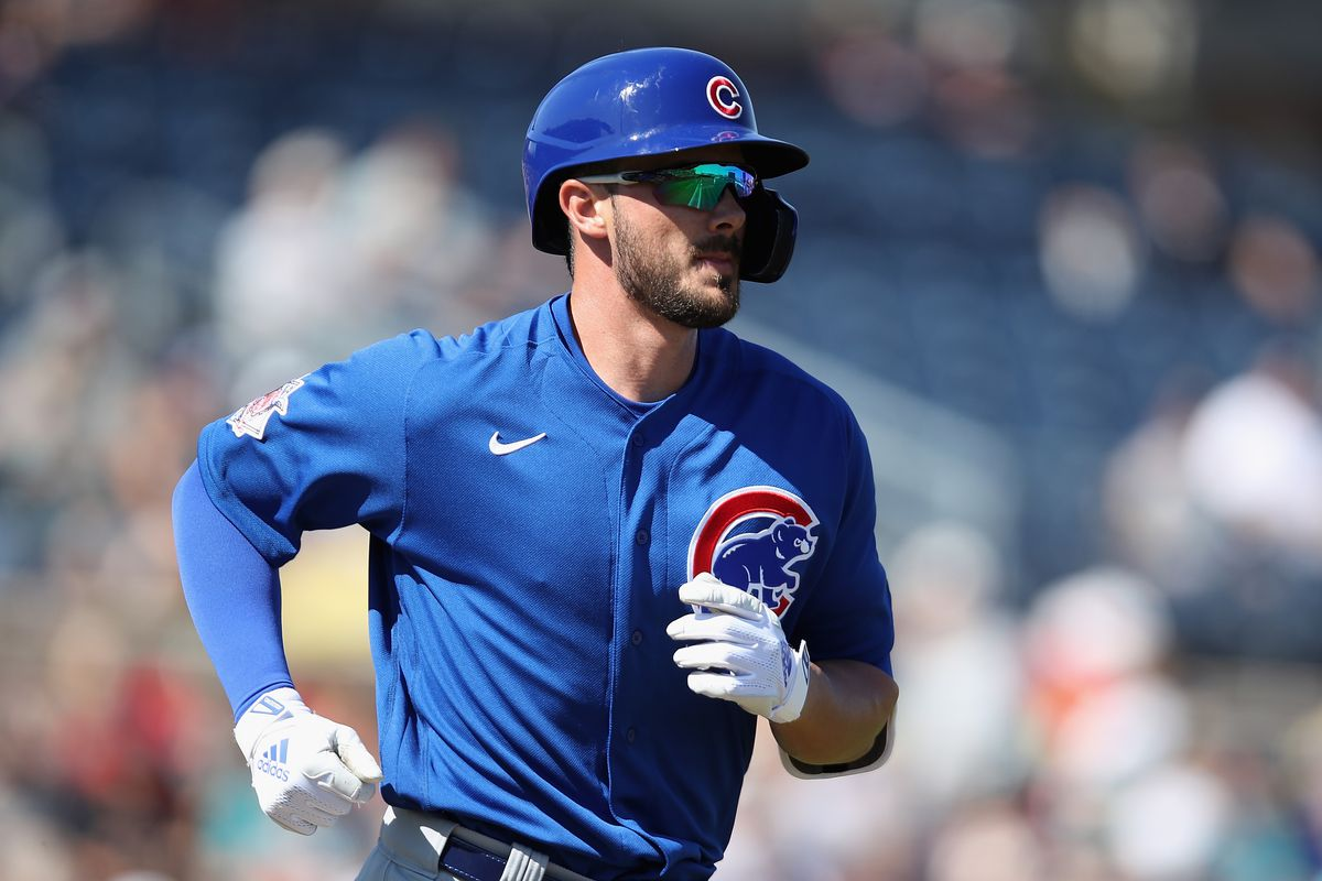 Kris Bryant Cubs Contract