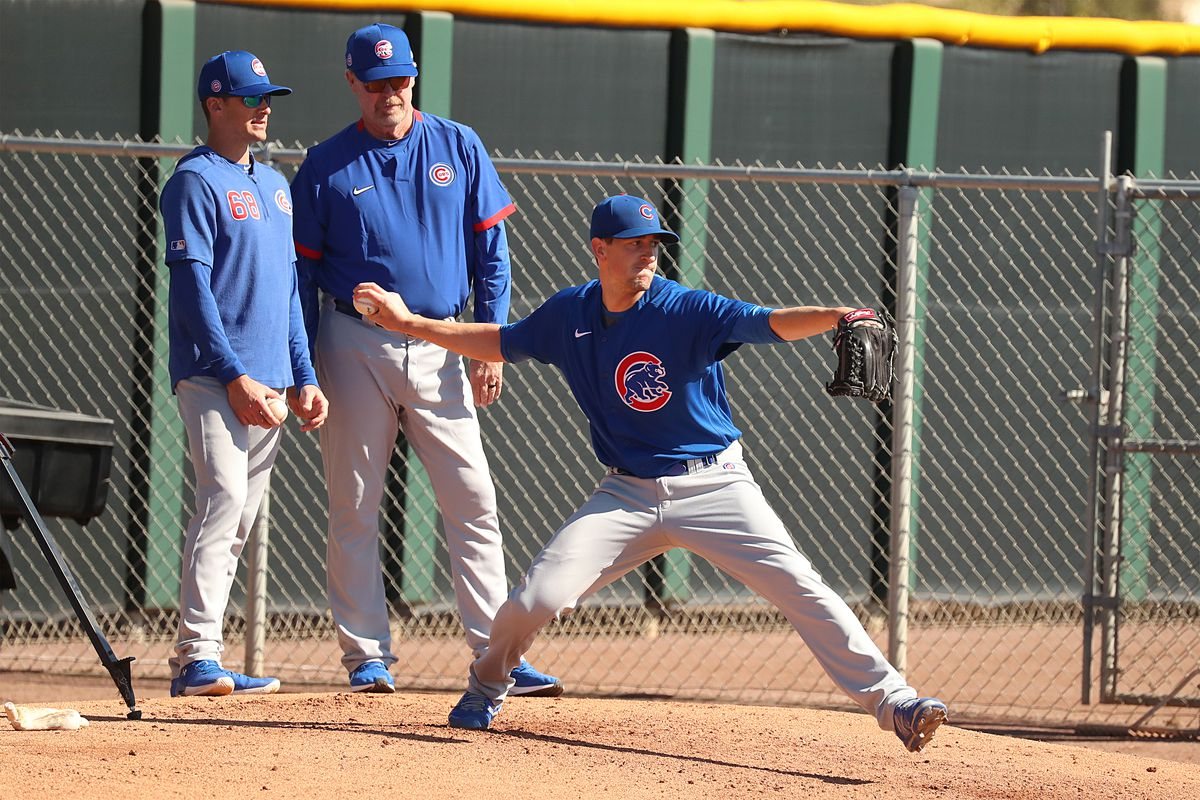 Cubs Starting Rotation