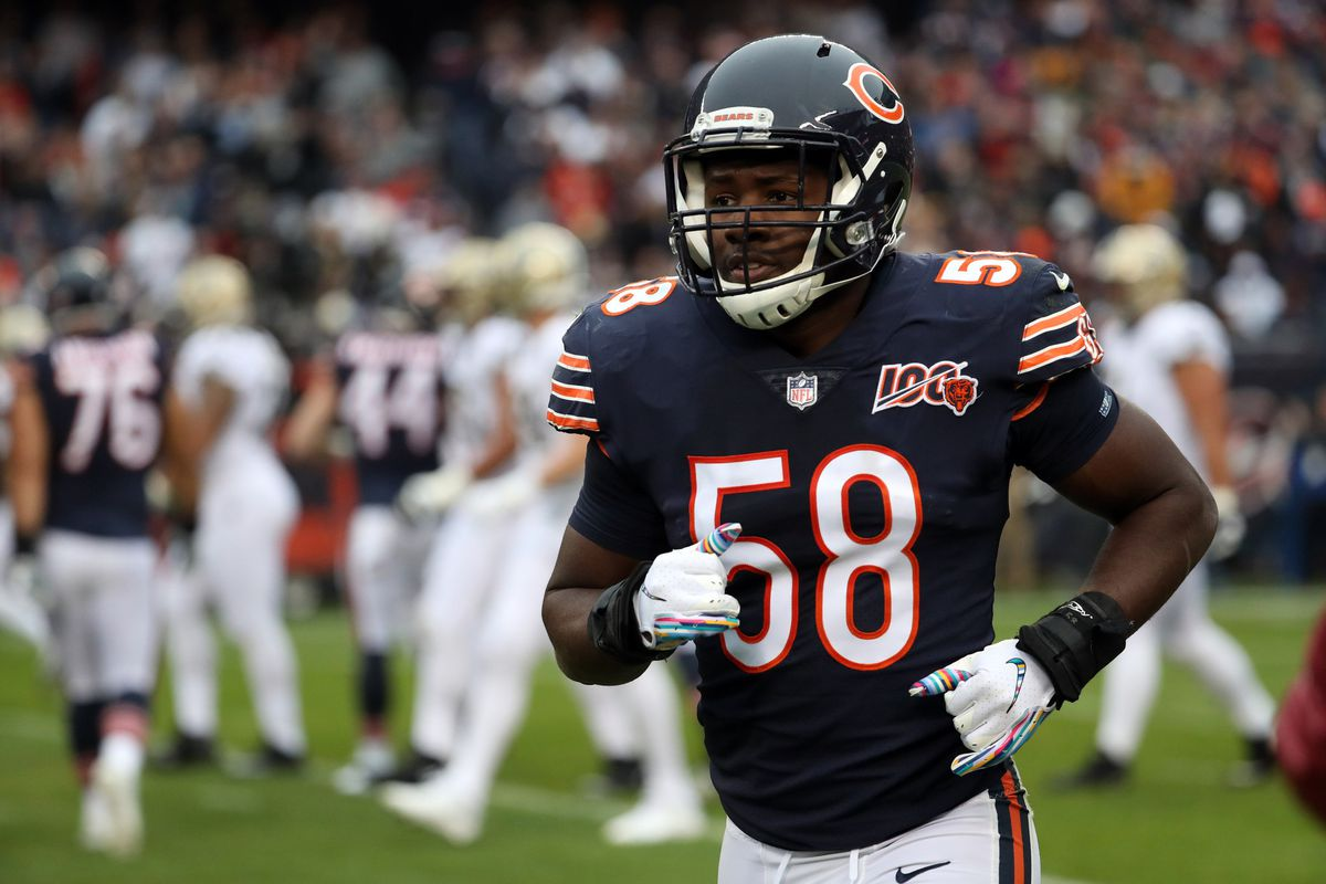 Roquan Smith Bears Fifth Year Option