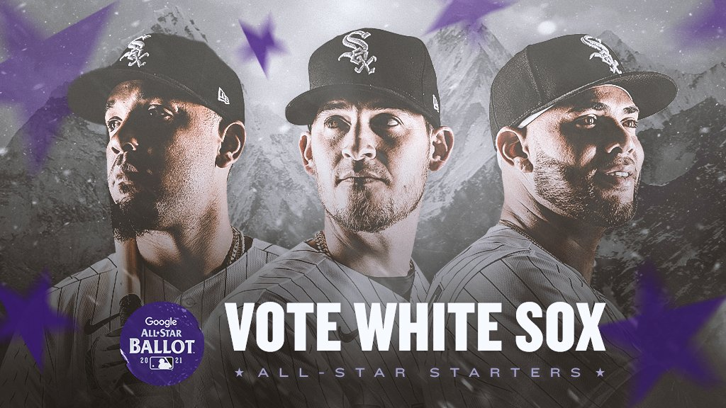 White Sox 2021 All-Star Finalists