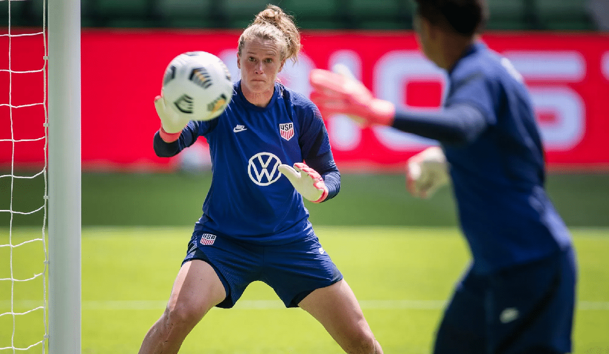 USWNT Olympic Soccer Roster