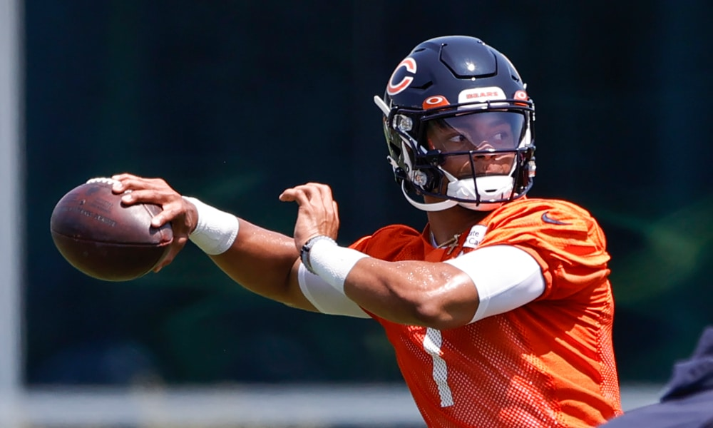 Chicago Bears Important Training Camp Dates