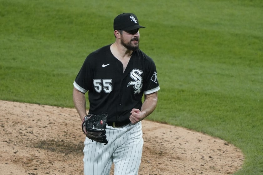 White Sox Astros Starting Pitchers